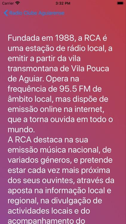 KOK Radio Clube Aguiarense screenshot-4
