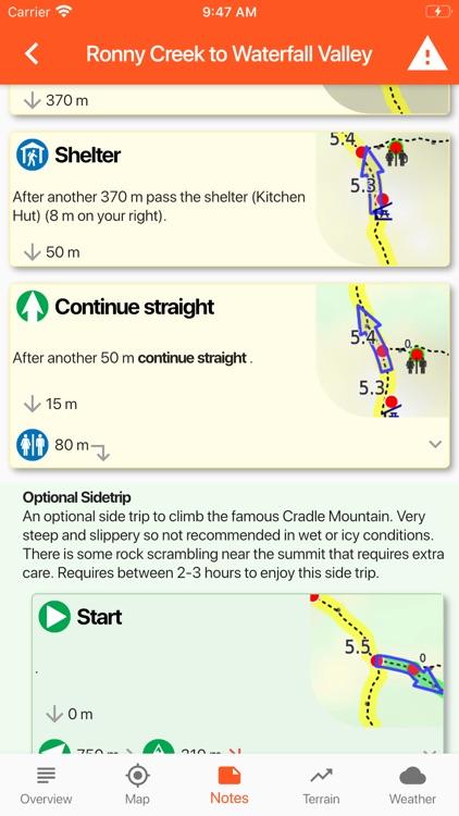 Overland Track screenshot-3