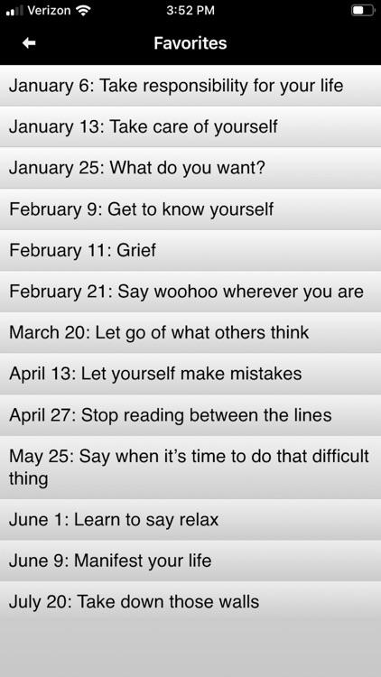 More Language of Letting Go screenshot-3