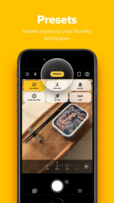 Screenshot for Camera+ 2 in India App Store