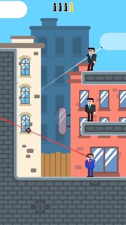 Mr Bullet - Spy Puzzles screenshot-8