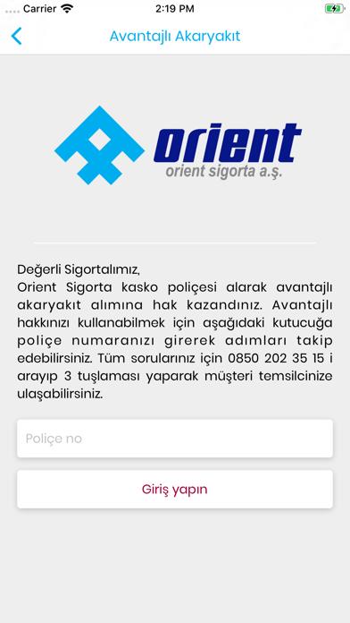 点击获取Orient Avantaj