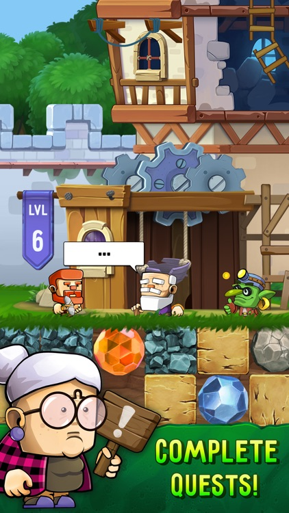 Dig Out! - Dungeon Digger screenshot-4