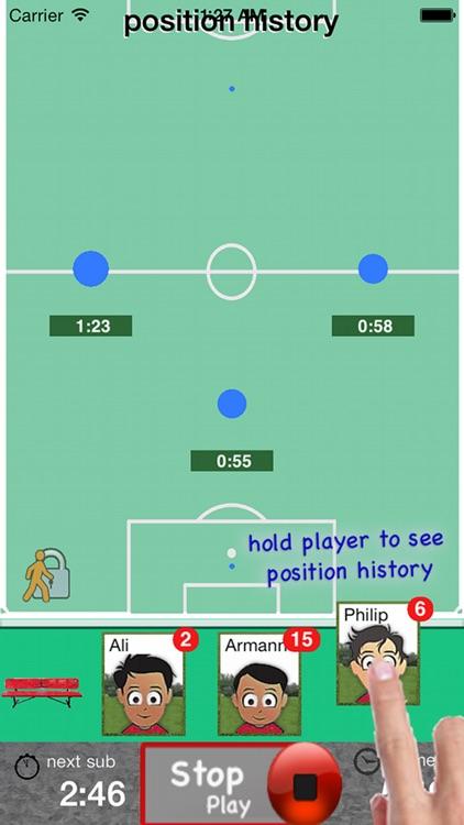 Who's On - Soccer screenshot-3