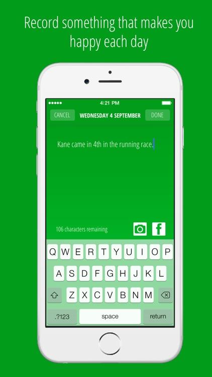 The Happy App