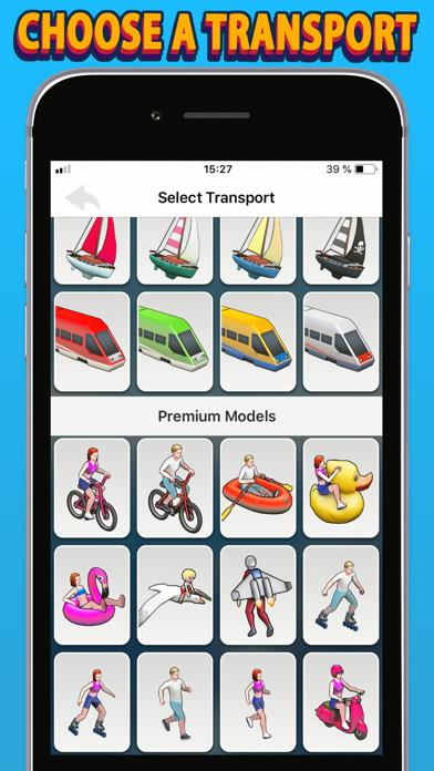 TravelBoast: 3D Journey Routes