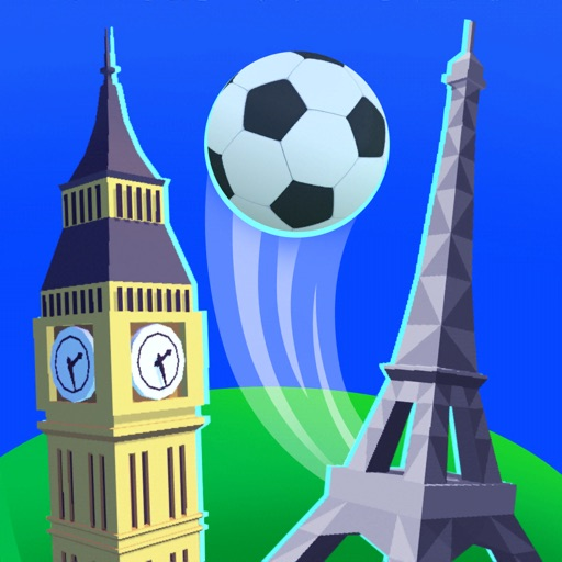 Download Soccer Kick free for iPhone, iPod and iPad