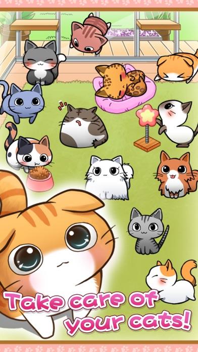 Cat Room - Cute Cat Games by Cross Field Inc  (iOS, United