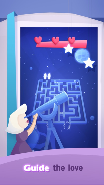 A Maze In Love: Puzzle Game