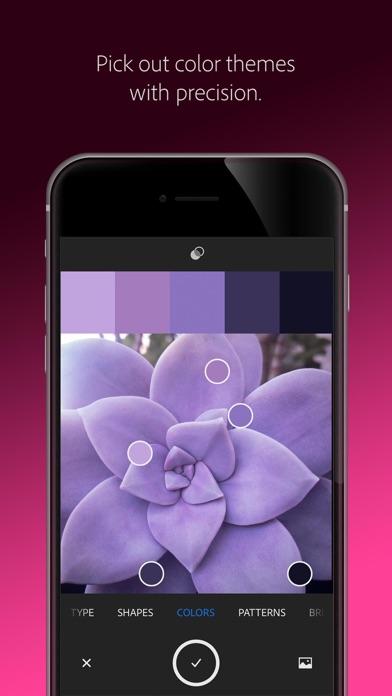 Adobe Capture review screenshots