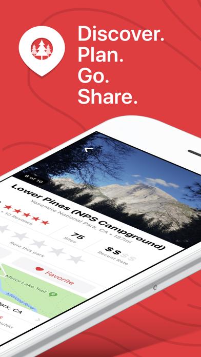 RV LIFE - RV GPS & Campgrounds Screenshot