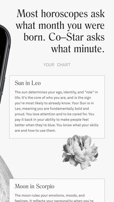 Co–Star Personalized Astrology screenshot 3
