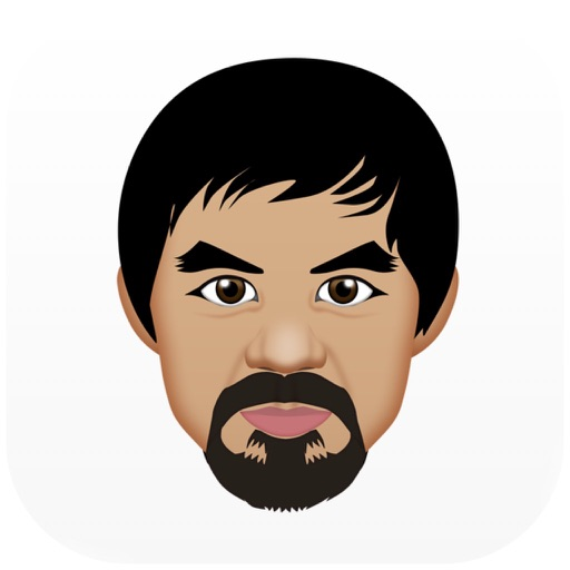 PacMoji ™ by Manny Pacquiao