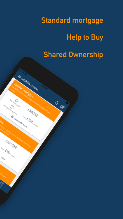 OwnMyNest - Home buying guide screenshot two