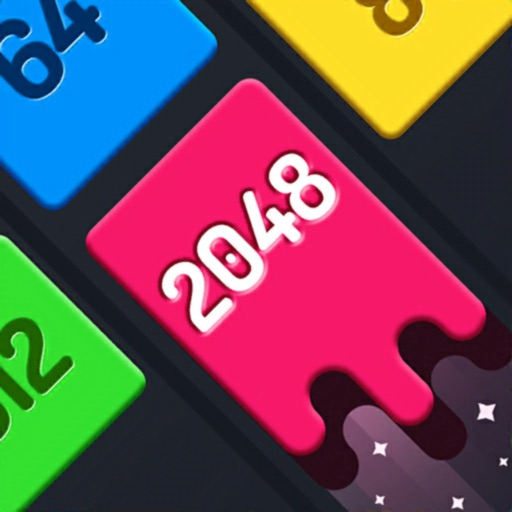 Merge Block - Number Puzzle
