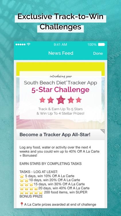 South Beach Diet Tracker screenshot-3