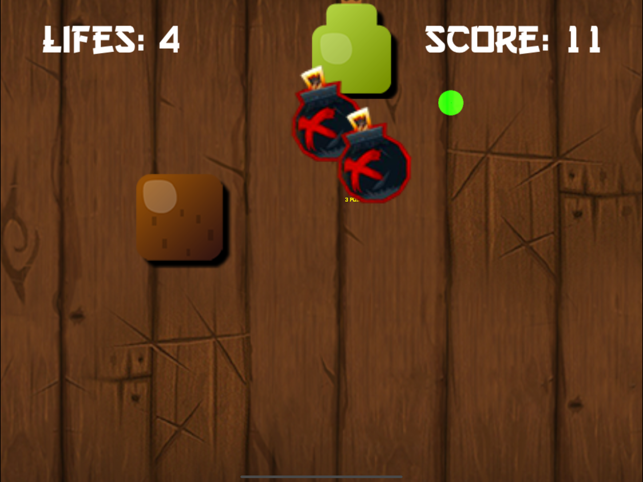 Blade vs Fruits: Watch & Phone, game for IOS