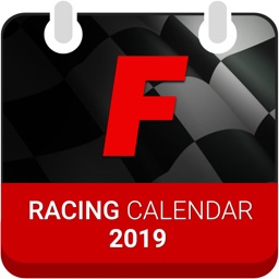 Formula Calendar 2019
