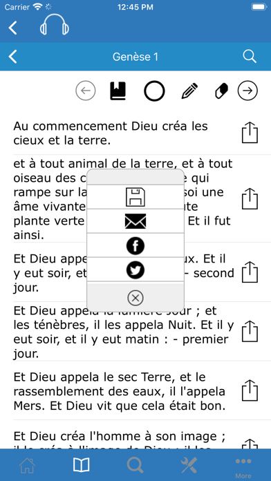 La Bible Audio en Français