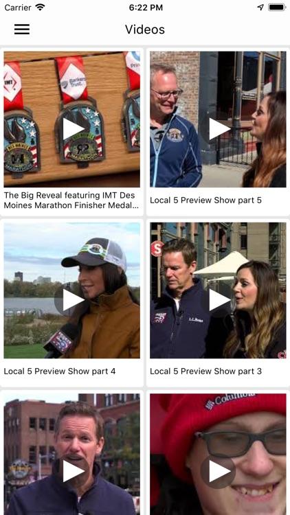 IMT Des Moines Marathon screenshot-5