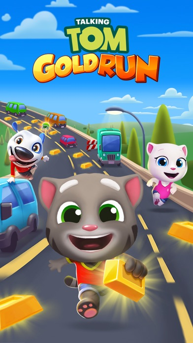 download Talking Tom Gold Run indir ücretsiz - windows 8 , 7 veya 10 and Mac Download now