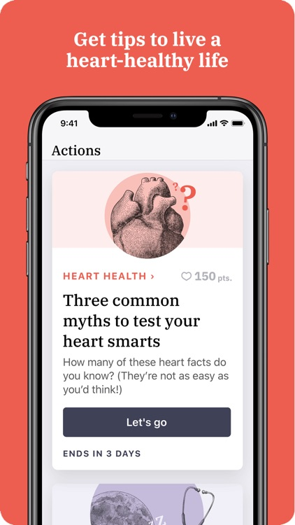 Heartline Study screenshot-3