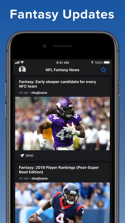 theScore: Sports News & Scores screenshot-5