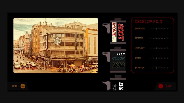 LUZMO - Analog Film Camera screenshot-4