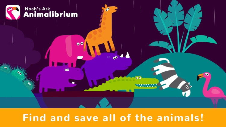 Noah's Ark Animalibrium - Kids