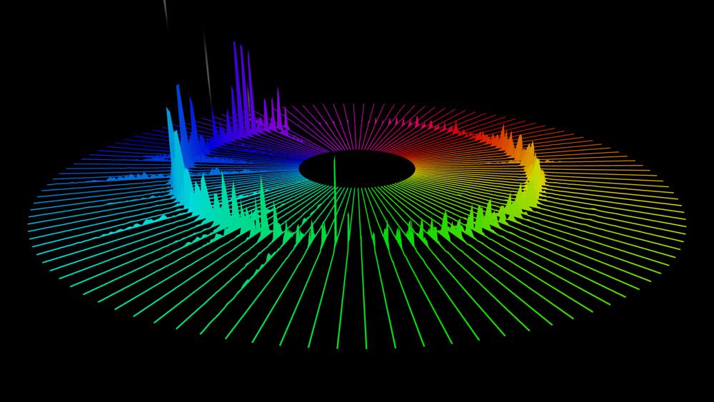 Spectrum - Music Visualizer App for iPhone - Free Download Spectrum