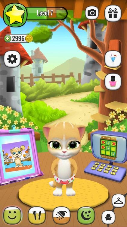 My Talking Cat Emma screenshot-4