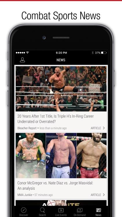 FITE - Boxing, Wrestling, MMA screenshot-8