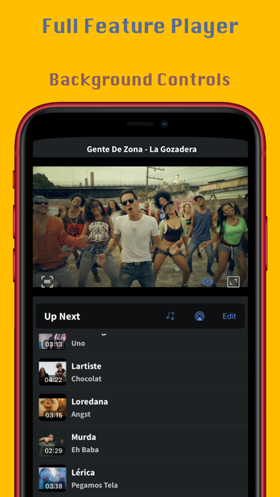 FoxFM - Offline Video Playerのおすすめ画像2