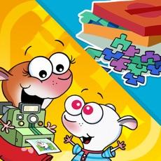 Activities of YaYa and Zouk: Puzzle