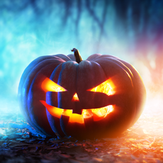 ‎Halloween Live Wallpaper