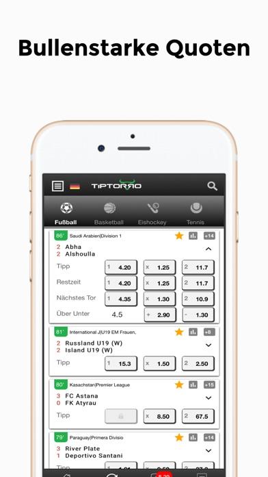 Tiptorro App