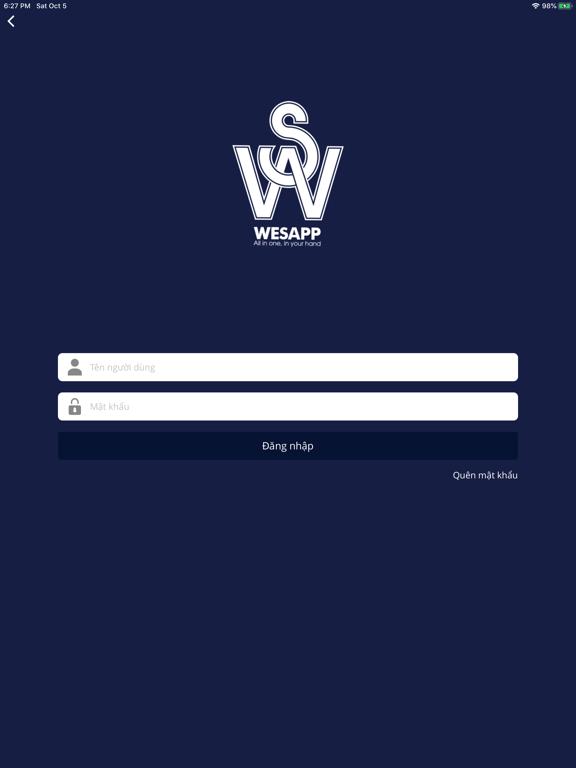 WESAPP screenshot 5