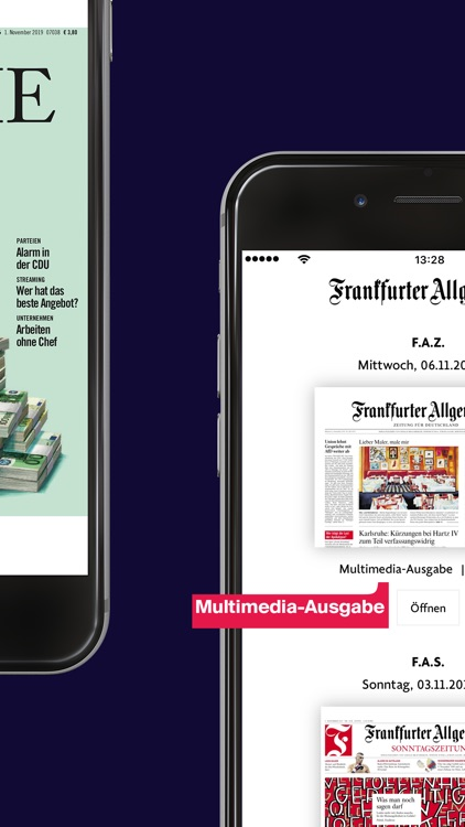 F.A.Z. Kiosk - App zur Zeitung screenshot-5
