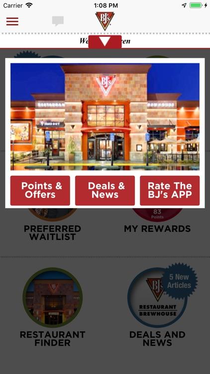 BJ's Mobile App screenshot-3