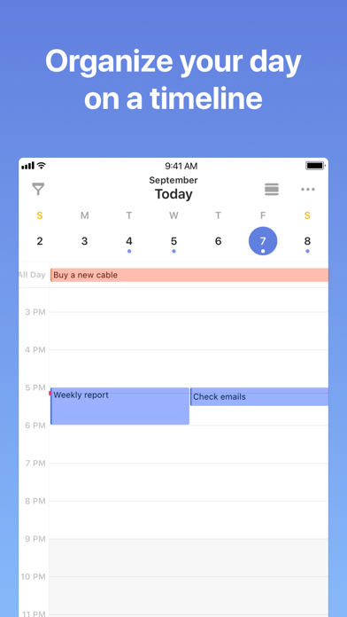 Download TickTick: To do & Task Lists for Pc