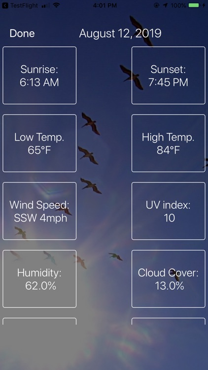 Weather : Clouds are White. screenshot-6