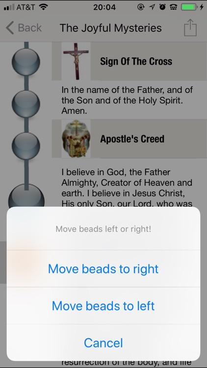 The Holy Rosary (catholic)