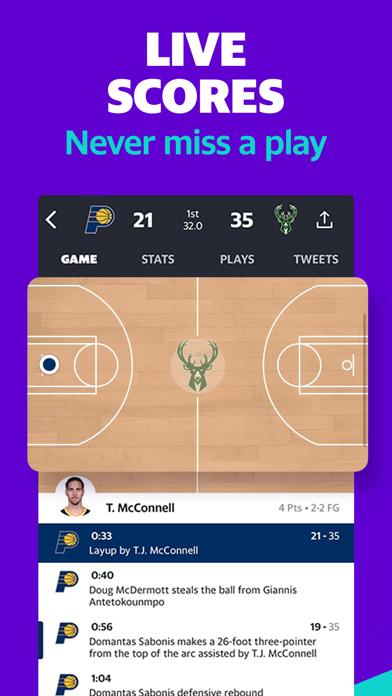 Yahoo Sports: Live Sports News screenshot four