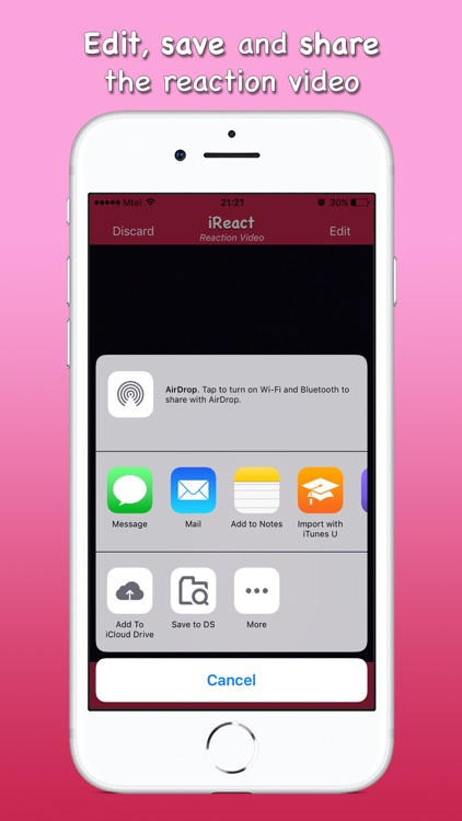 iReact - Reaction Videos screenshot-3