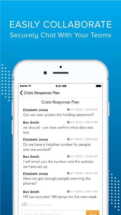 In Case of Crisis screenshot-3