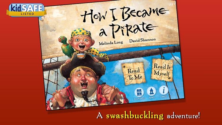 How I Became a Pirate screenshot-0