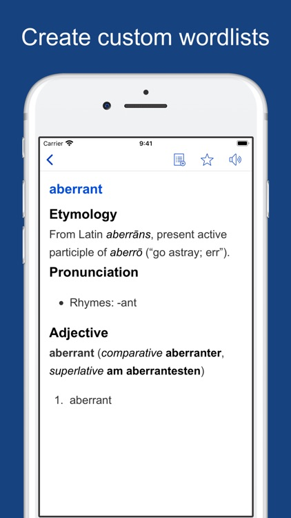 German Etymology Dictionary screenshot-5