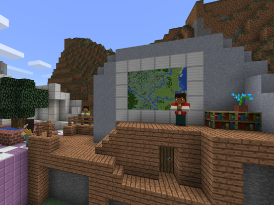 Minecraft: Education Edition screenshot one