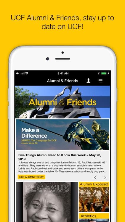 UCF Mobile screenshot-8
