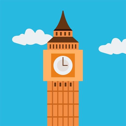 London 2020 — offline map